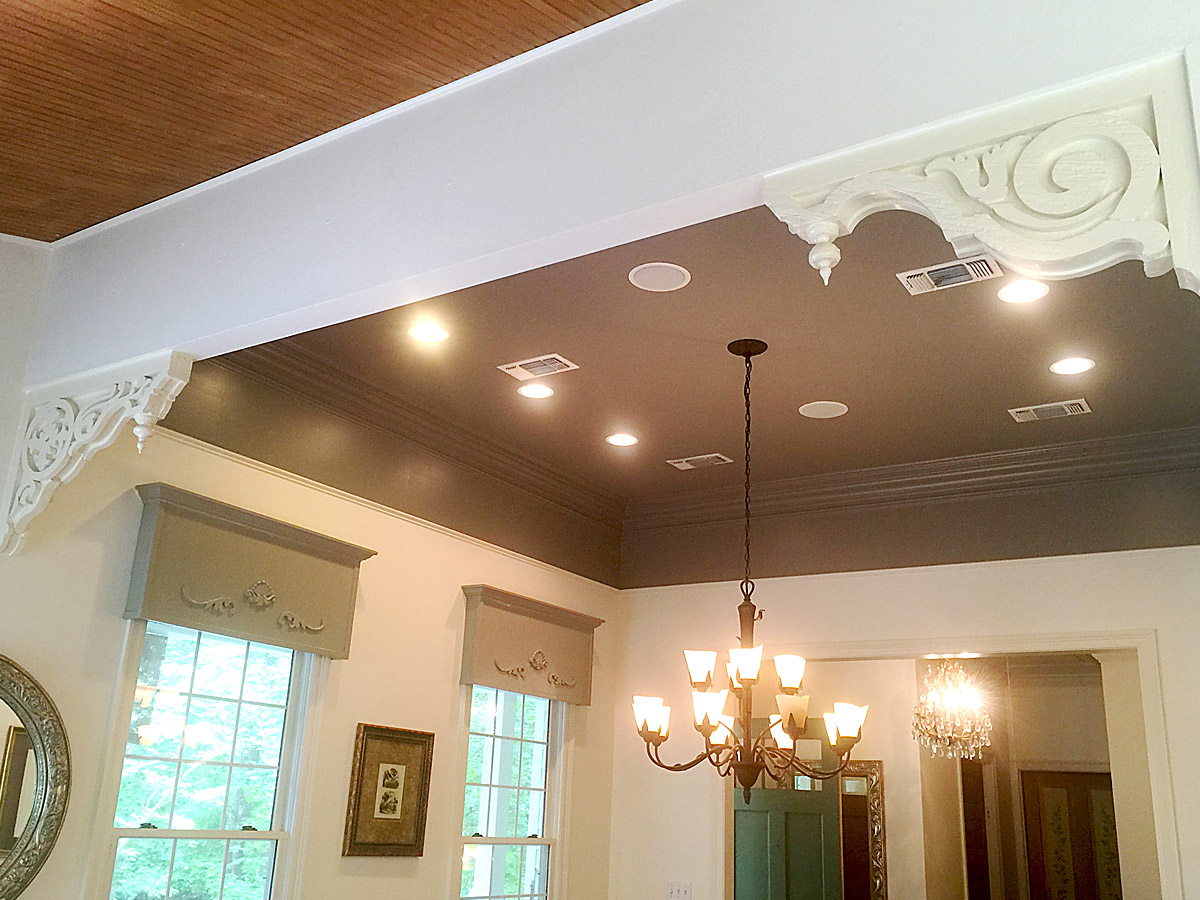 Specialty Projects Gallery | Academy Painting of Baton Rouge